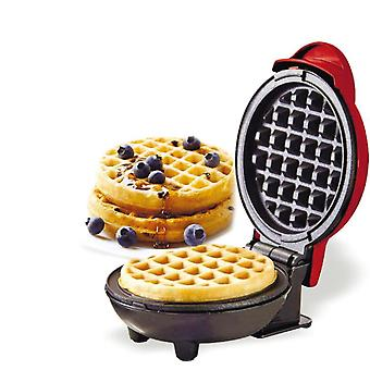 Mini Personal Electric Waffle Maker, Hash Browns, French Toast Grilled Cheese, Quesadilla, Brownies, Cookies