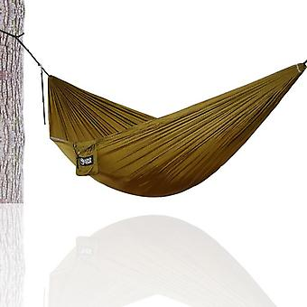 Hiking Camping Hammock Portable Nylon Safety Parachute Swing Chair Outdoor
