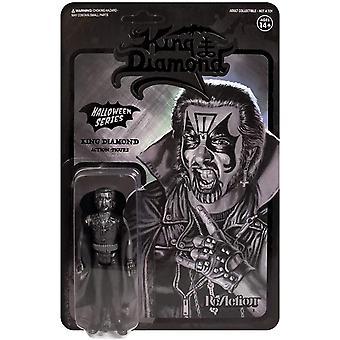 Black on Black (King Diamond) ReAction Figure