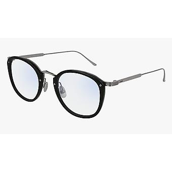 Cartier C Décor CT0020O 004 Black-Ruthenium Glasses