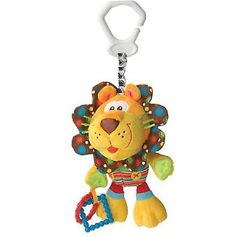 Playgro Lion Toy Teether with Sounds