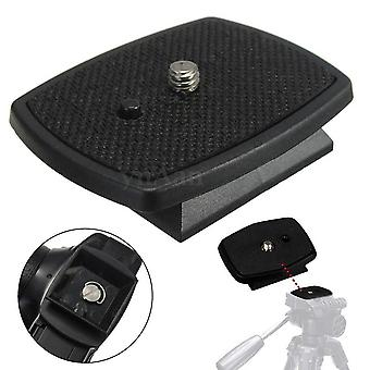 Tripod Quick Release Plate Screw Adapter (black)