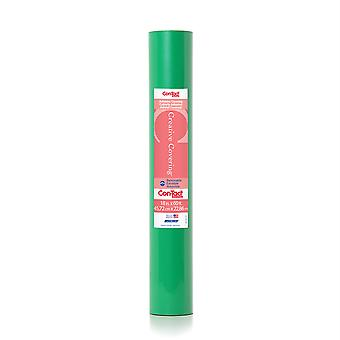 """Contactez Adhesive Roll, Green, 18"""" X 60'"""