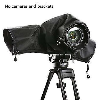 Hordozható esőálló protektor teleobjektív kamera esőtakaró porálló
