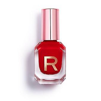 Makeup Revolution High Gloss Vernis à ongles 10ml - Passion
