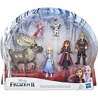 Frozen 2 Small Doll Multi Pk USA import