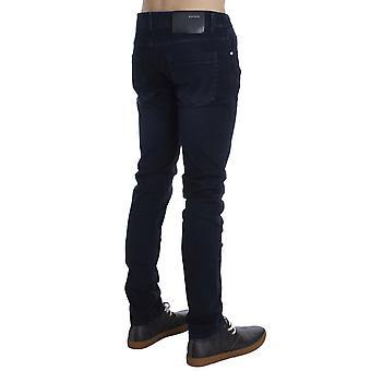 ACHT Männer's Baumwolle Stretch Slim Skinny Fit Jeans SIG30487