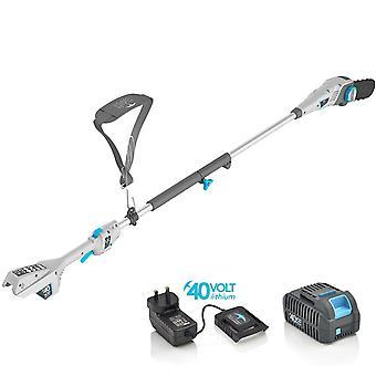 (kit) SWIFT 40V Cordless Battery Pole Saw