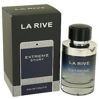 La Rive Extreme verhaal Eau De Toilette Spray door La Rive 2.5 oz Eau De Toilette Spray