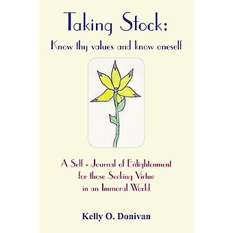Taking Stock by Kelly O. Donivan - 9781420839678 Book