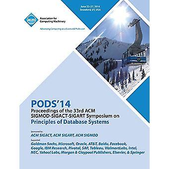 Pods 14 Proceedings of 33rd ACM Sigmod Sigact Sigart Symposium on Pri