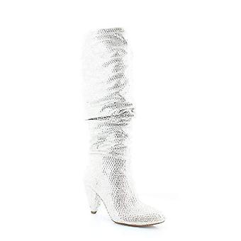 Inc internasjonale konsepter Gerii kvinner ' s Boots Pearl Gold størrelse 8,5 M