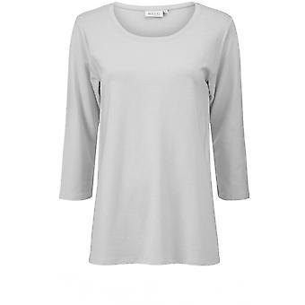 Masai Clothing Cilla Grey Jersey Top