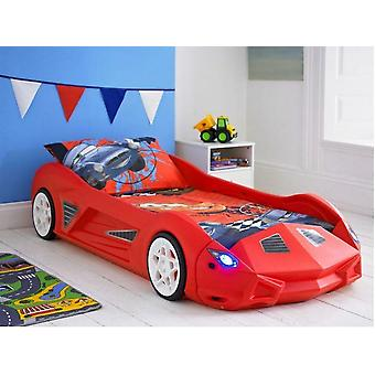 Car Style Star Bed, Blue Or Yellow Classic Bed