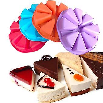 Moldes de bakeware de silício ecológicos inspirados e escandinavos para bolos e muffins