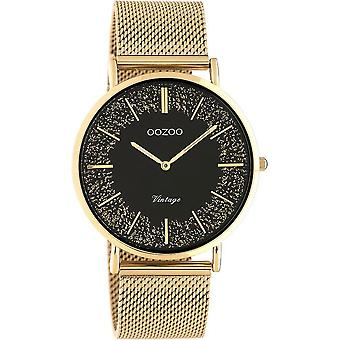 OOZOO Wristwatch Vintage Women – Rose Gold C20138