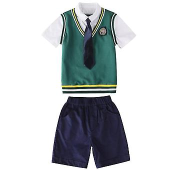 Kindergarten Uniforms For Elementary And Middle School Students Elementary School Teachers Uniforms