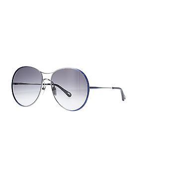 Chloe CH0016S 001 Blå/Grå Gradient Solbriller