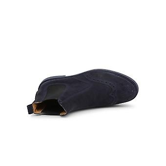 SB 3012 - shoes - ankle boots - 101-CAMOSCIO-BLU - men - navy - EU 41
