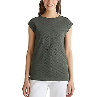 edc by Esprit 040cc1k349 T-Shirt, 350/Green Khaki, M Woman