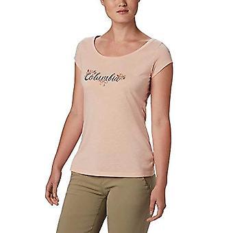 Columbia Shady Grove T-shirt, T-shirt til kvinder, Ferskensky, fu, L