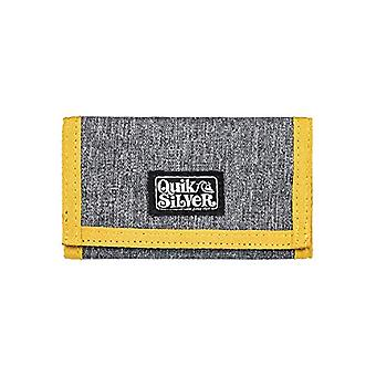 Quiksilver The EVERYDAILY, Wallets Man, Coal, Large