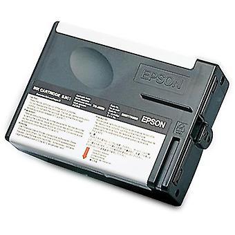 Inkoustová kazeta Epson SJIC1 pro TM-J8000 (černá), inkoust na bázi pigmentu, 1 kus