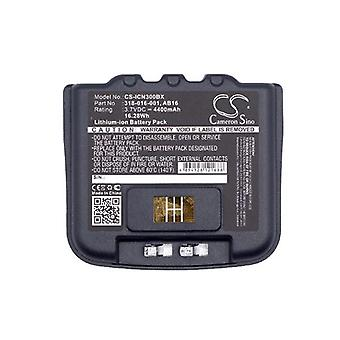 Cameron Sino Icn300Bx Battery Replacement For Intermec Barcode Scanner