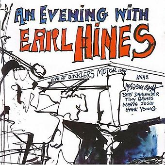 Earl Hines - Evening with Earl Hines [CD] USA import