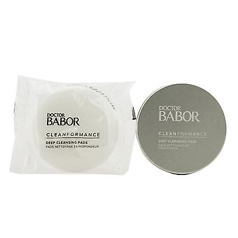 Doctor babor clean formance deep cleansing pads 258518 20pcs