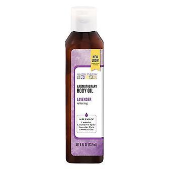 Aura Cacia Aromatherapy Oil, Lavender Harvest 8 Fl Oz