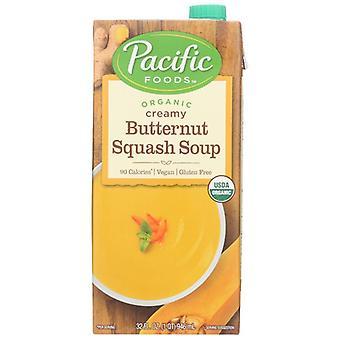 Pacific Foods Soup Crm Btrnut Squash Gf, Case of 12 X 32 Oz