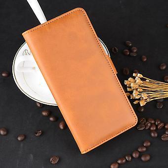 Leather phone case for xiaomi poco x3 silicone case flip back case