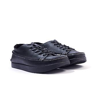 Yogi Footwear Finn Leather Shoes - Black
