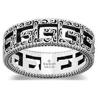 Gucci jewels g cube ring ybc576993001013
