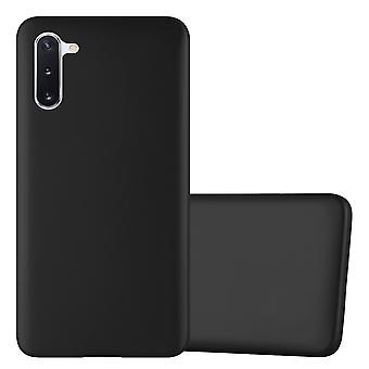 Hülle für Samsung Galaxy NOTE 10 Flexible Ultra Slim TPU Silikon Handyhülle Back Cover Bumper