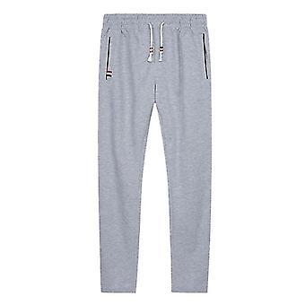 Pantaloni da calcio pantaloni da jogging sportivi all'aperto da uomo vestibilità larga