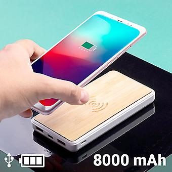 Power Bank with Wireless Charger 146273