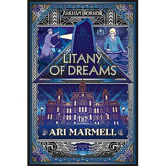 Litany of Dreams: An Arkham Horror Novel by Ari Marmell (Paperback, 2021)