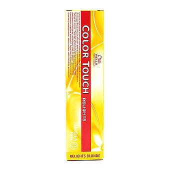 Kestovärikosketinvalot Wella Nº 18 (60 ml) (60 ml)