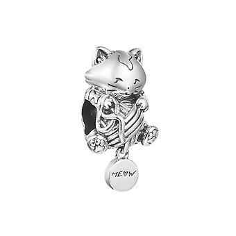 Karkötők Cica & gt; Fonalgolyó gyöngyök 925 Sterling ezüst ékszerek | Varázsa
