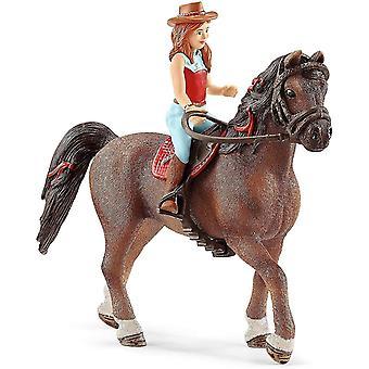 Ant farms 42514 sarah mystery horse club figurine