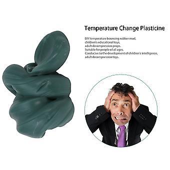 Изменить цвет Пластилин Глупый Шпаклевка Творческая декомпрессионные игрушки для детей Взрослые