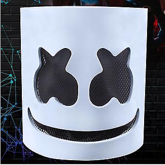 Cosplay Dj Marshmello Masca Full Head Casca
