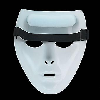 Halloween Masque Visage Fête Hip Hop Ghost Dance Jabbawockeez Cosplay