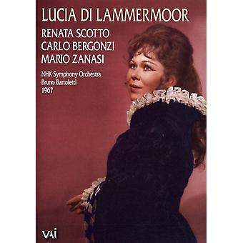 G. Donizetti - Donizetti: Lucia Di Lammermoor [DVD Video] [DVD] USA import