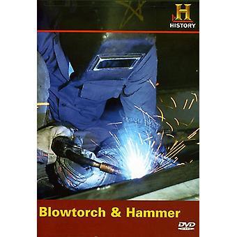 Toolbox - Toolbox: Lötlampe & Hammer [DVD] USA import