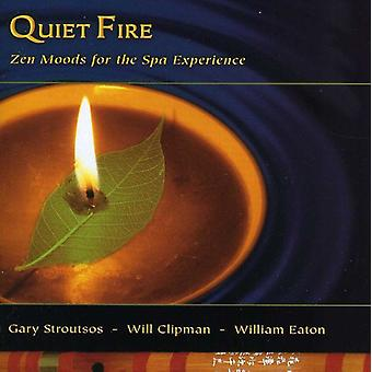 Stroutsos/Clipman/Eato - Quiet Fire [CD] USA import