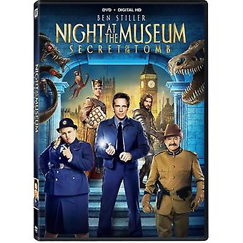 Night at the Museum: Secret of the Tomb [DVD] USA import