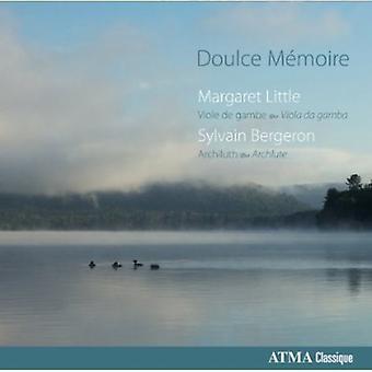 Ortiz/Banister/Playford/Lanier/Layolle/De Selma/Ba - Doulce Memoire [CD] USA import